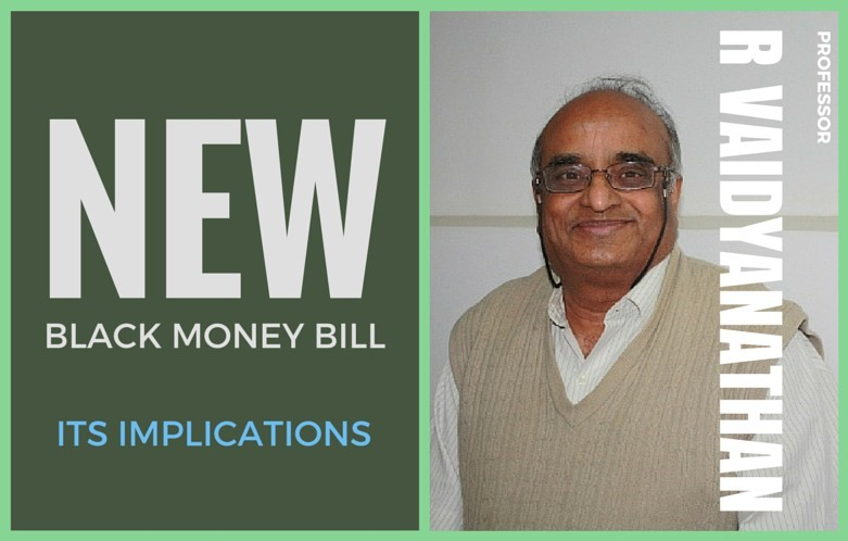 Black Money Bill Implications and what it means for the NRI