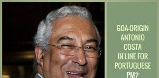 Goa-origin Antonio Costa in line for Portuguese PM? Kin keep fingers crossed!