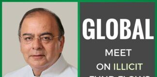 Finance Minister to open Global meet on tackling illicit fund flows