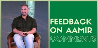 Feedback on Aamir comments: BJP critical, Congress backs; film fraternity split