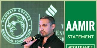 Aamir say proud to be an Indian, won't leave the country