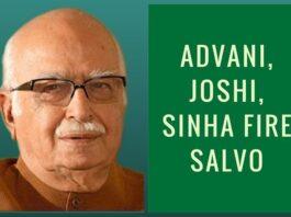 Advani, Joshi take on Modi, Shah over BJP rout in Bihar