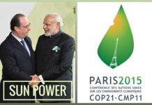 Sun Power is the future, says Modi