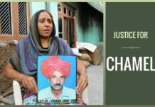 A martyr forgotten by the nation