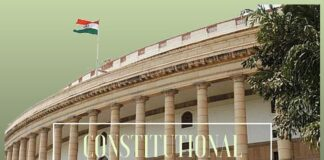 Constitution debate morphs into a 'Secular' angle in Lok Sabha