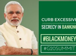 Curb excessive secrecy in banking, Modi tells G20 nations