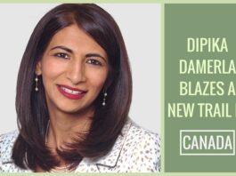 Andhra-born woman minister Dipika Damerla blazes a trail in Canada