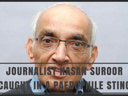 Columnist Hasan Suroor, journalist arrested in the UK