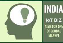India throws its hat into the ring for IoT business