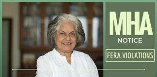 Modi govt goes after Teesta's savior - Former ASG Jaising gets MHA Notice