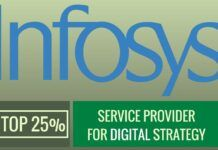 Infosys enjoys a high repeat rate in US for Digital Services