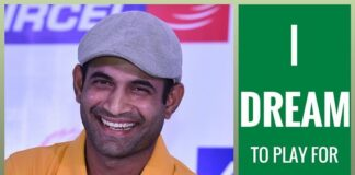 I still dream to play for India: Irfan Pathan