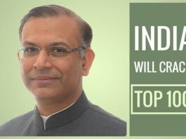Jayant Sinha says India will crack the Top 100 in Ease of Doing Business next year