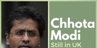 Is Chhota Modi one up over Chhota Rajan?