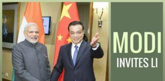 Modi invites China to join solar alliance
