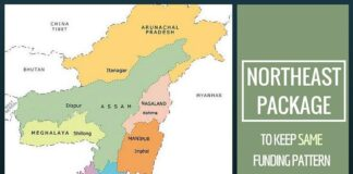 Northeast projects to have same funding pattern