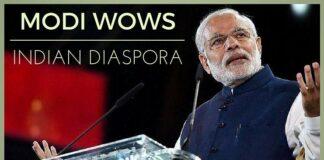Modi woos diaspora at Wembley, says India's diversity is its strength
