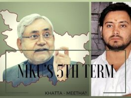In taint-free cabinet Nitish has to welcome Lalu's both sons