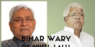 A ringside view: Nitish, Lalu and the fear of jungle raj