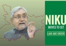 Nitish tries to shut the door on Jungle Raj