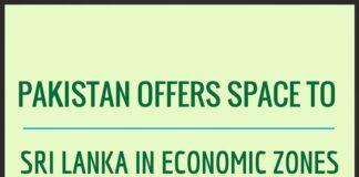 Sri Lanka in economic zones