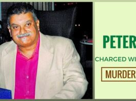 Peter Mukerjea charged with murder in the Sheena Bora case