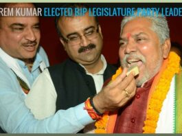 Prem Kumar to be Bihar BJP legislature party leader