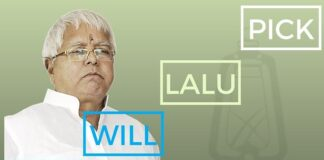 Lalu struggles to ward off family feud