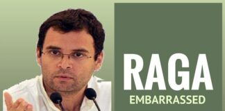 Rahul Gandhi gets embarassed by Girls of a Convent College