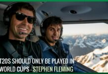 T20 Internationals should only be played in Quadrennial World Cups - Stephen Fleming