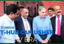 Ratan Tata says T-Hub could usher a new wave