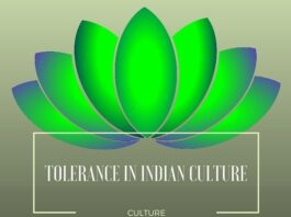 Tolerance in Indian Culture