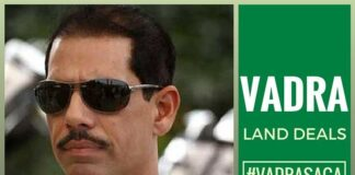 Anybody else in Vadra's place would be...