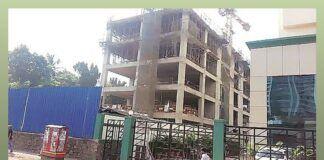 Instead of a Nehru Memorial Library, Congress Bhavan building construction coming on AJL Mumbai Plot