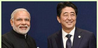 Indo-Japanese ties will bring peace in Asia, world: Abe