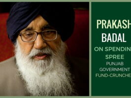 Fund-crunched Punjab government on selling, mortgaging spree