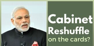PM can't find talent to reshuffle his Cabinet