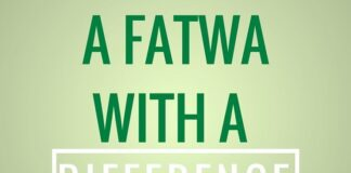A Fatwa with a difference