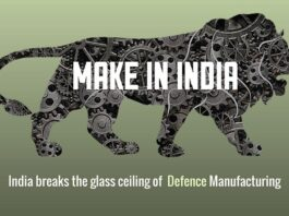 India breaks the glass ceiling of Defence Manufacturing