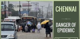 #ChennaiFloods: Epidemic danger next
