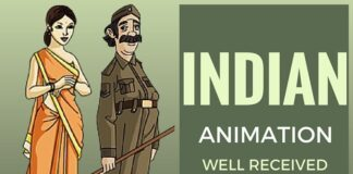 Indian animation films are better received abroad than in India