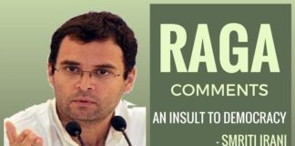 Rahul Gandhi's comments on #NationalHerald case an insult to democracy