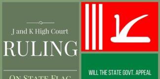 Ruling on separate flag heats up J & K politics