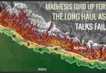 As talks fail in Khatmandu, Madhesis gird up for long haul