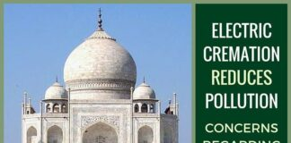 Encourage electric cremation at cremation ground near Taj Mahal, SC tells UP