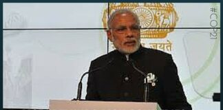Modi launches #SolarAlliance, reminds rich countries of 'green' promises