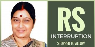 How a Junior Minister cut short Sushma
