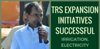 TRS sustains Telangana sentiment, launches many initiatives