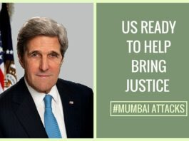 US ready to help bring Mumbai attackers to justice