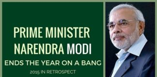 Modi has his sights set firmly on foreign policy